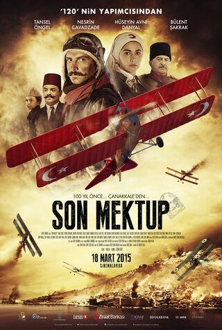 Son Mektup (2015) Main Poster