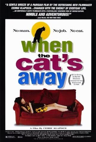 When The Cat's Away (1997) Main Poster
