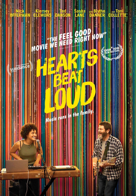 Hearts Beat Loud (2018) Poster #2