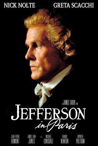 Jefferson In Paris (1995) Main Poster