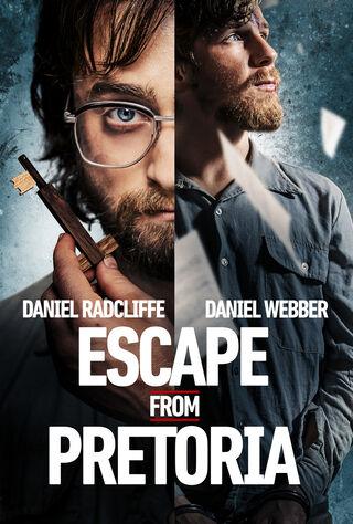 Escape From Pretoria (2020) Main Poster