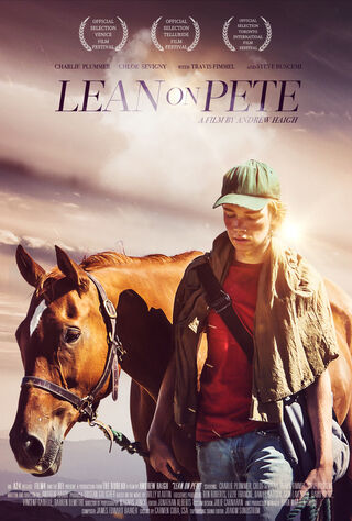 Lean On Pete (2018) Main Poster
