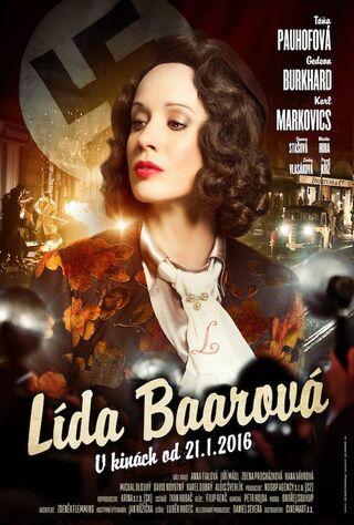 Lída Baarová (2016) Main Poster
