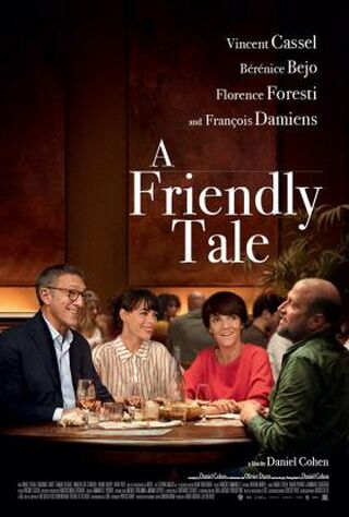 A Friendly Tale (2020) Main Poster