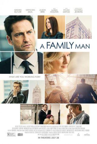 A Family Man (2017) Main Poster