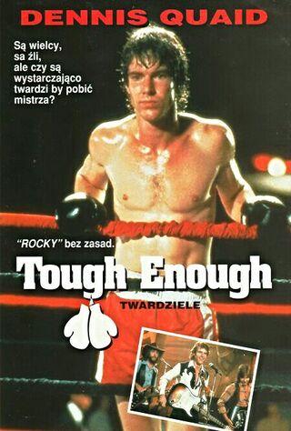 Tough Enough (1983) Main Poster