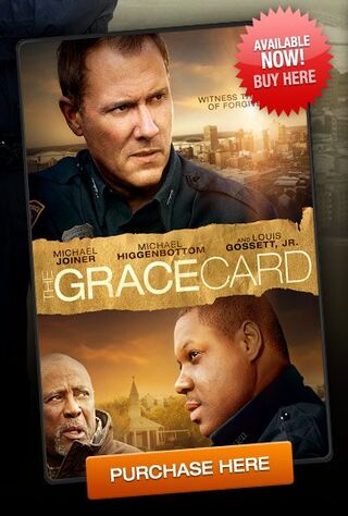 The Grace Card (2011) Main Poster