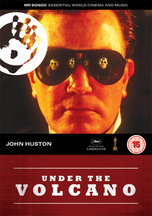 Under The Volcano (1984) Poster #2