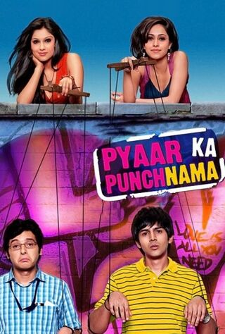 Pyaar Ka Punchnama (2011) Main Poster