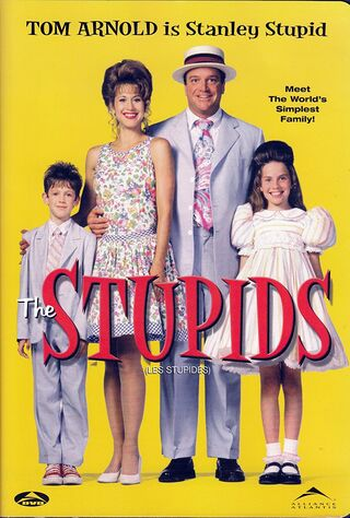 The Stupids (1996) Main Poster