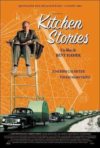 Kitchen Stories (2003) Main Poster