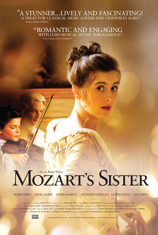 Mozart's Sister (2010) Main Poster