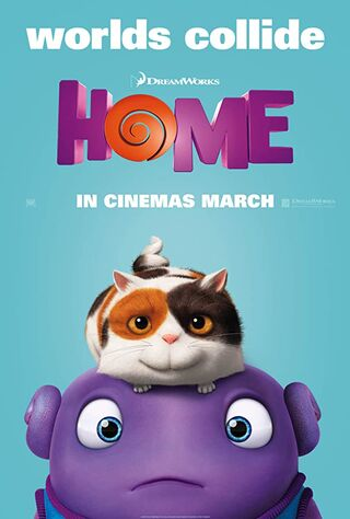 Home (2015) Main Poster