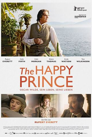 The Happy Prince (2018) Main Poster