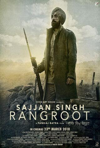 Sajjan Singh Rangroot (2018) Main Poster