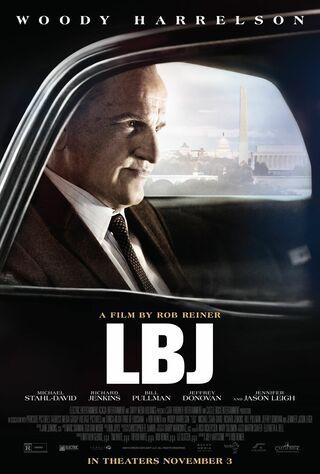 LBJ (2017) Main Poster