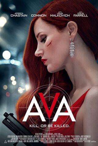 Ava (2020) Main Poster