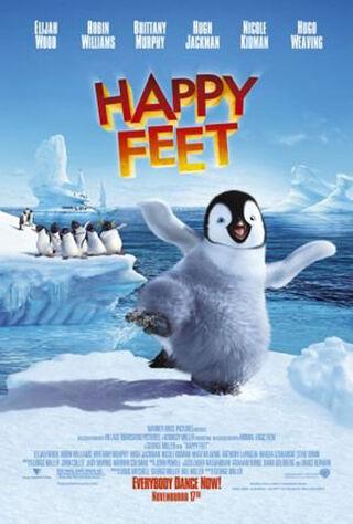 Happy Feet (2006) Main Poster