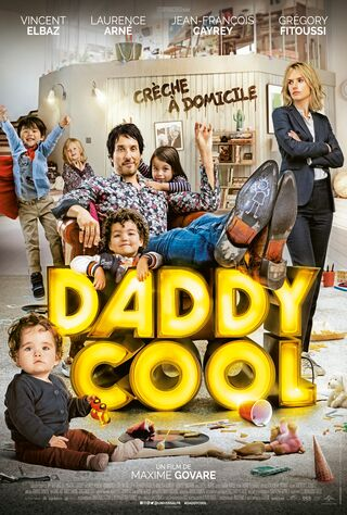 Daddy Cool (2017) Main Poster