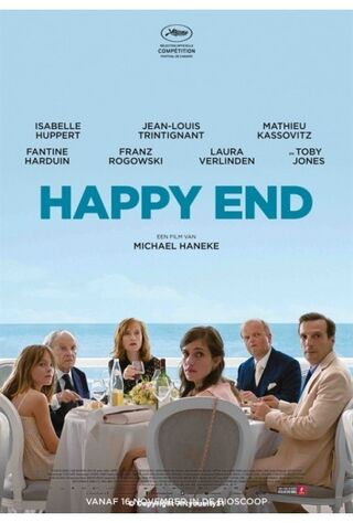 Happy End (2017) Main Poster