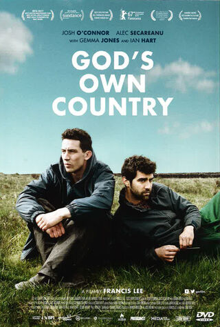 God's Own Country (2017) Main Poster