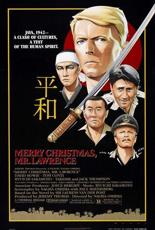 Merry Christmas Mr. Lawrence (1983) Main Poster