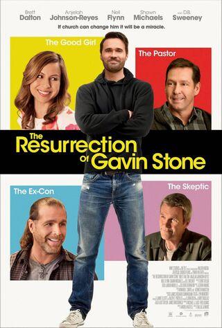 The Resurrection Of Gavin Stone (2017) Main Poster