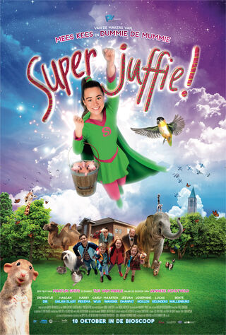 Superjuffie (2018) Main Poster
