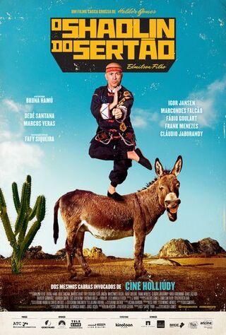 O Shaolin Do Sertão (2016) Main Poster