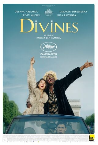 Divines (2016) Main Poster