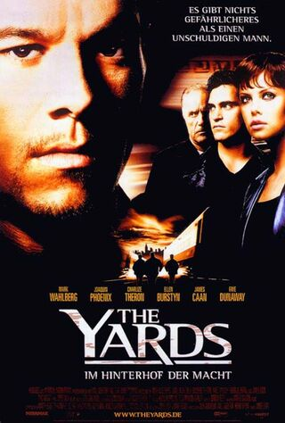 The Yards (2000) Main Poster
