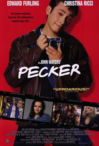 Pecker (1998) Main Poster