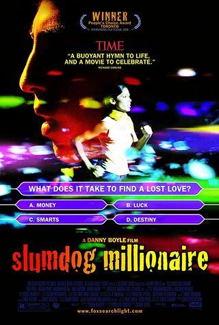 Slumdog Millionaire (2008) Main Poster