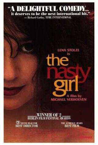 The Nasty Girl (1991) Main Poster