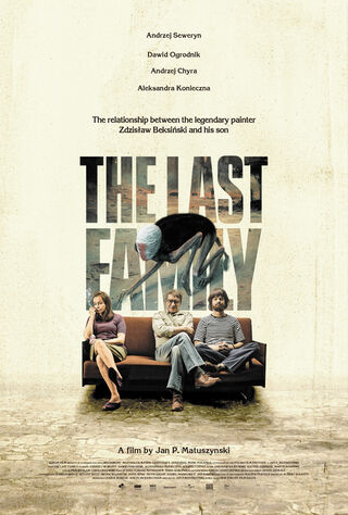 The Last Family (2016) Main Poster