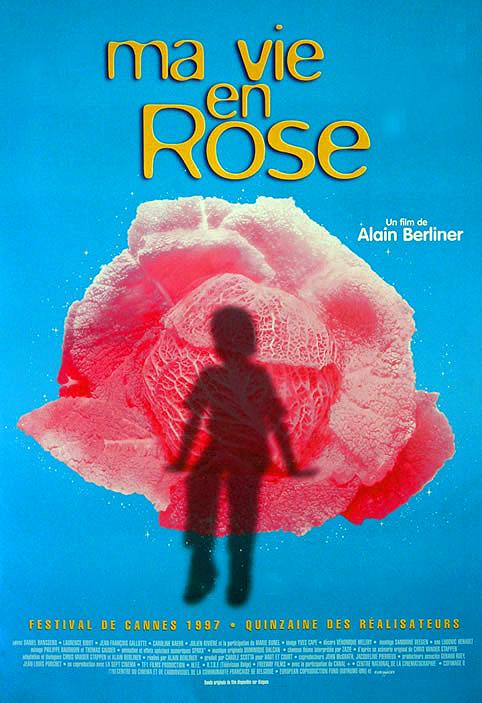 Ma Vie En Rose (1997) Main Poster