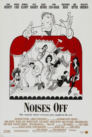 Noises Off... (1992) Main Poster