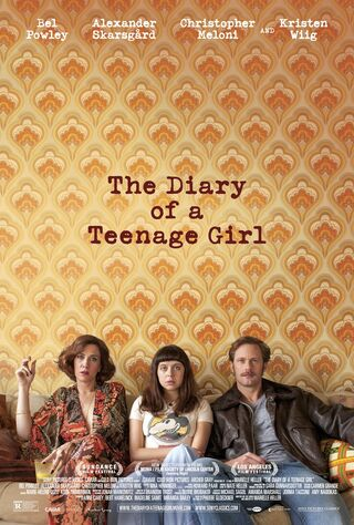 The Diary Of A Teenage Girl (2015) Main Poster