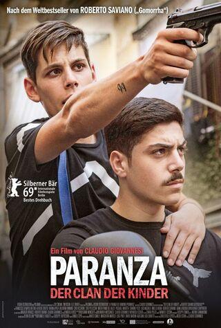 Piranhas (2019) Main Poster