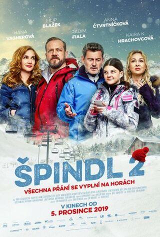 Spindl (2017) Main Poster