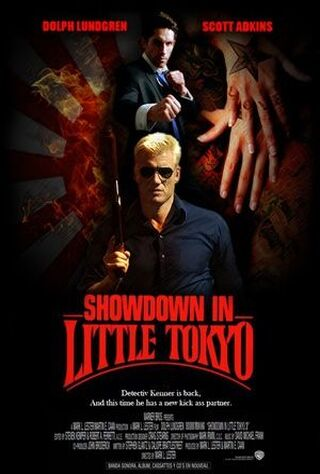 Showdown In Little Tokyo (1991) Main Poster
