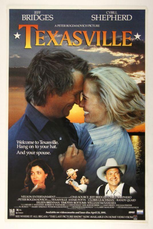 Texasville (1990) Poster #3