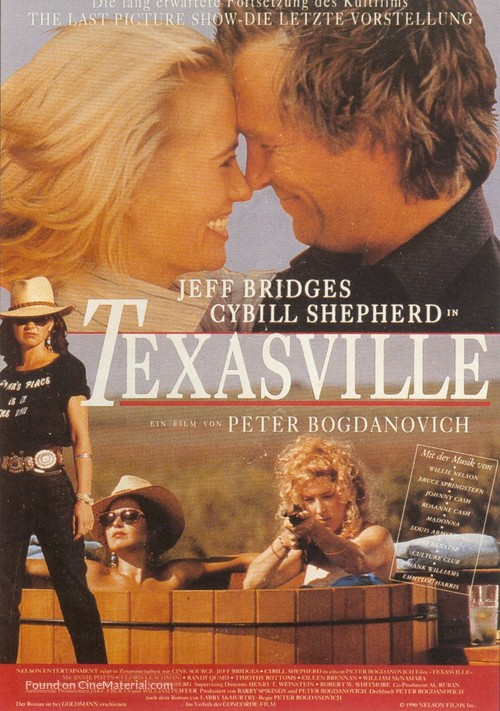 Texasville (1990) Poster #5
