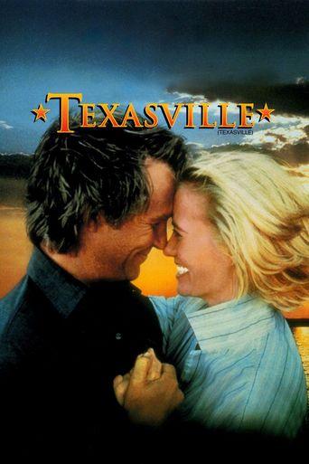 Texasville Main Poster
