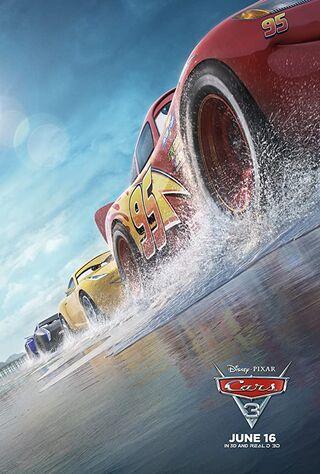 Cars 3 (2017) Main Poster