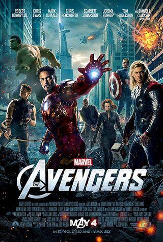 The Avengers (2012) Main Poster