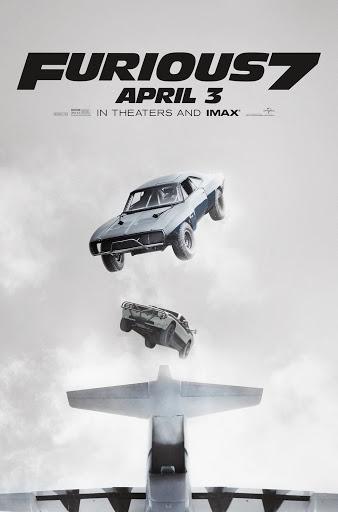 Furious 7 (2015) Main Poster