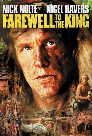 Farewell To The King (1989) Main Poster