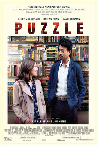 Puzzle (2018) Main Poster