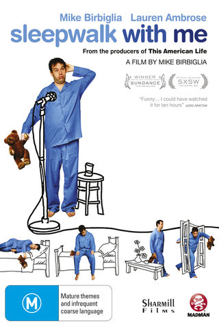 Sleepwalk With Me (2013) Main Poster
